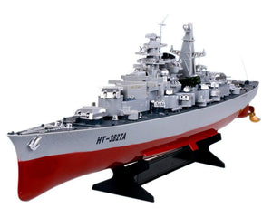 28 in. Radio Control Military Battleship