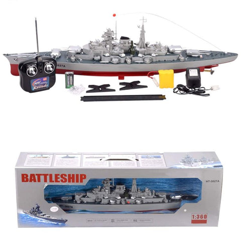 Image of 28 in. Radio Control Military Battleship