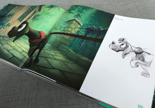 Load image into Gallery viewer, Friends & Places: The Art of Rob Kaz, art book