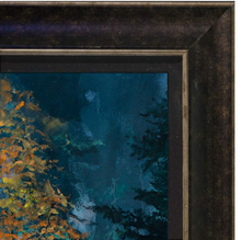 Load image into Gallery viewer, Sanctuary In The Woods by James Coleman (giclee on canvas, optional framing), Peanuts