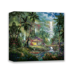 Warm Aloha by James Coleman (wrapped canvas collectible)