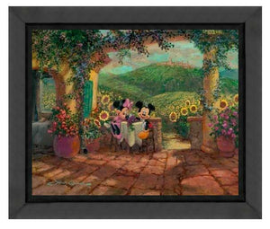 Tuscan Love by James Coleman (fine art poster)