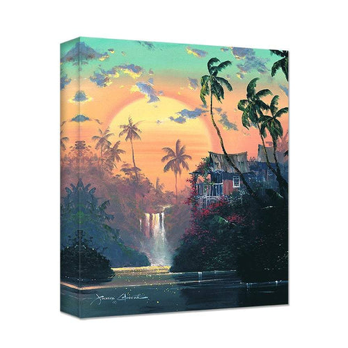 Afternoon Splendor by James Coleman (wrapped canvas collectible)