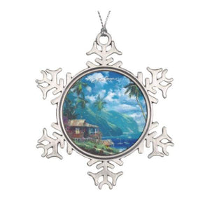 Ornament by James Coleman, Paradise Memories