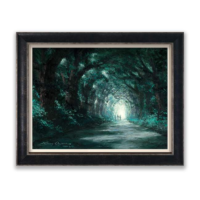 Hope On The Horizon, framed giclee