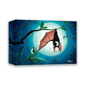 Bat Boop by Rob Kaz (wrapped canvas collectible)