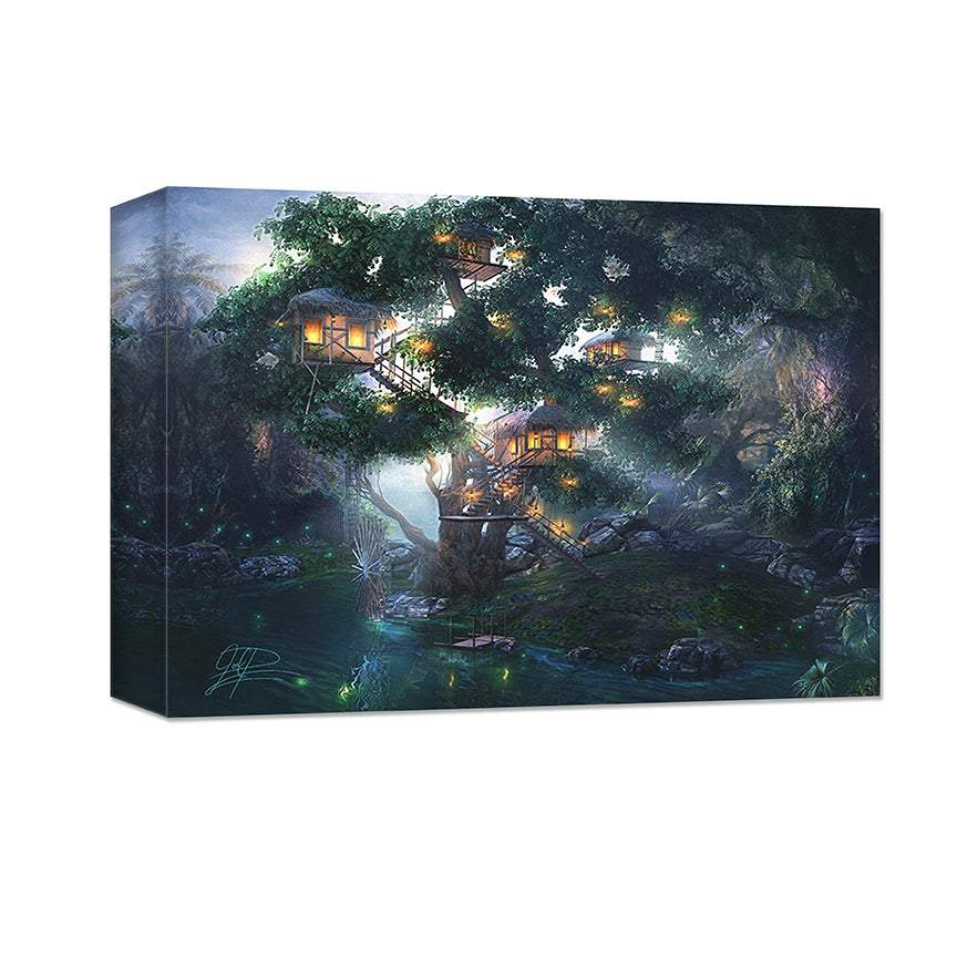 Robinsons Retreat by Joel Payne (wrapped canvas collectible)