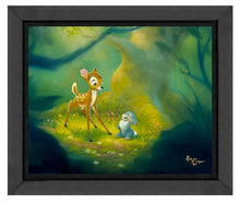 Load image into Gallery viewer, Playtime In The Forest by Rob Kaz (fine art poster), Disney