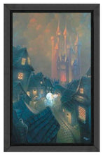Load image into Gallery viewer, The Palace Awaits by Rob Kaz (fine art poster)