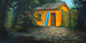 Surf Shack by Rob Kaz (original)