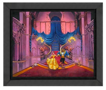 Load image into Gallery viewer, Tale As Old As Time by Rodel Gonzalez (fine art poster)