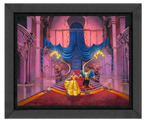 Tale As Old As Time by Rodel Gonzalez (fine art poster)