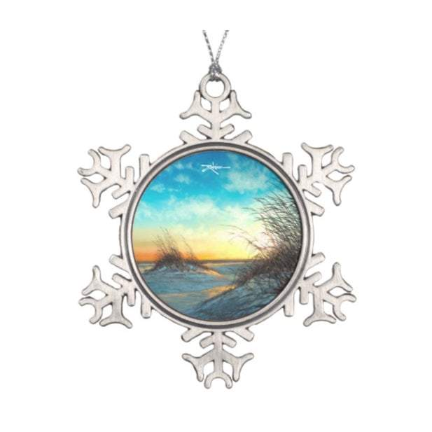 Ornament by Rodel Gonzalez, Seaside Breeze