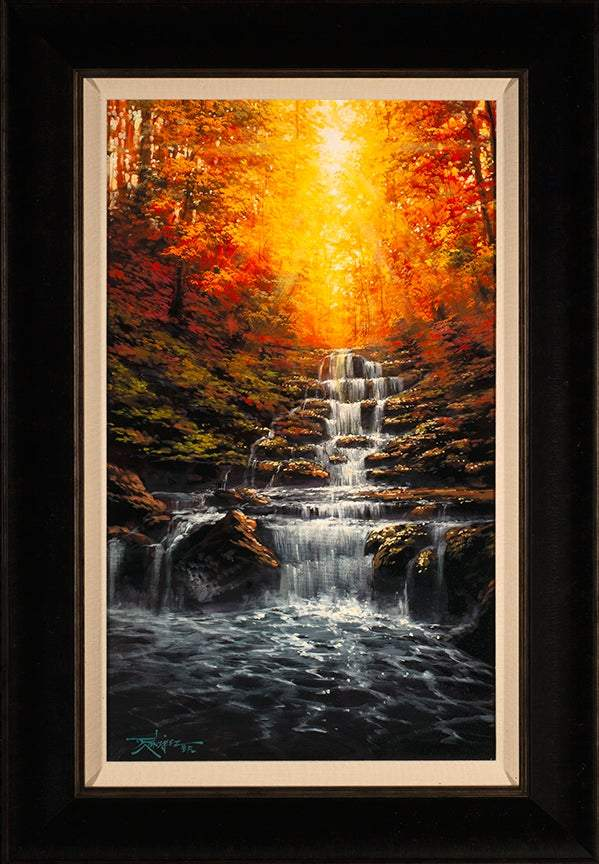 Living Light by Rodel Gonzalez (framed canvas giclee)