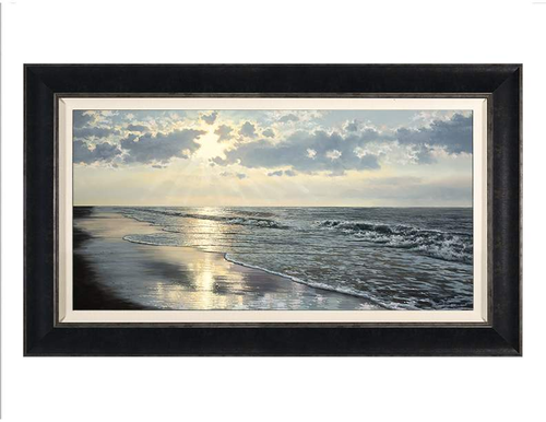 Moments To Remember by Rodel Gonzalez (framed canvas giclee)