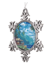 Load image into Gallery viewer, Ornament by James Coleman, Paradise Memories