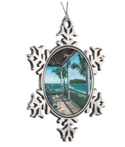 Ornament by Rodel Gonzalez, Sunset Keys