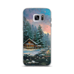 Holiday Escape, Samsung phone case by James Coleman