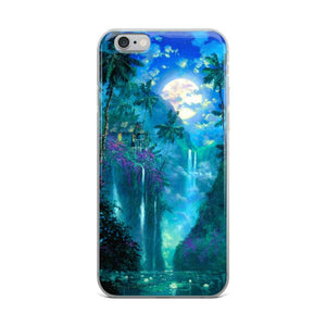 iPhone Case featuring Aloha Dreams by James Coleman