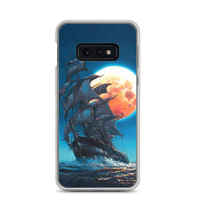 Load image into Gallery viewer, Samsung Case featuring Moonlit Pursuit by Rodel Gonzalez