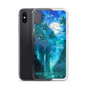Aloha Dreams, iPhone case by James Coleman