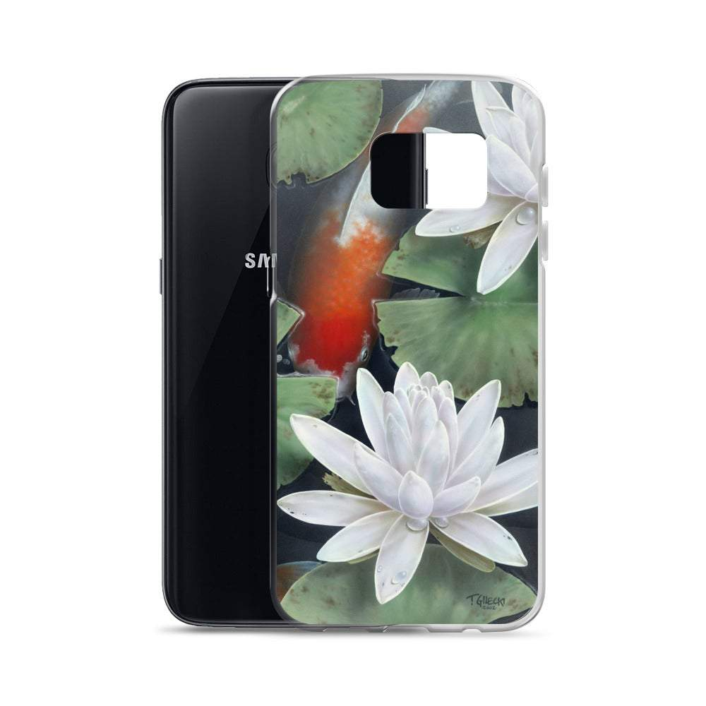 Samsung Case featuring A Piece of Paradise by Terry Gilecki