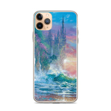 Load image into Gallery viewer, Iphone Case Featuring Mystic Kingdom by James Coleman