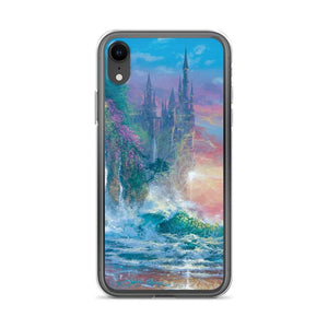 Iphone Case Featuring Mystic Kingdom by James Coleman