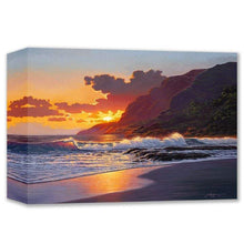 Load image into Gallery viewer, Golden Afternoon by Rodel Gonzalez (wrapped canvas collectible)