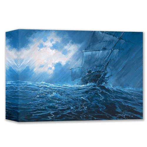 Riding The Storm by Rodel Gonzalez (wrapped canvas collectible)