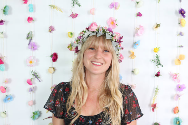 Hens Night Activities Sydney Flower Crown Making