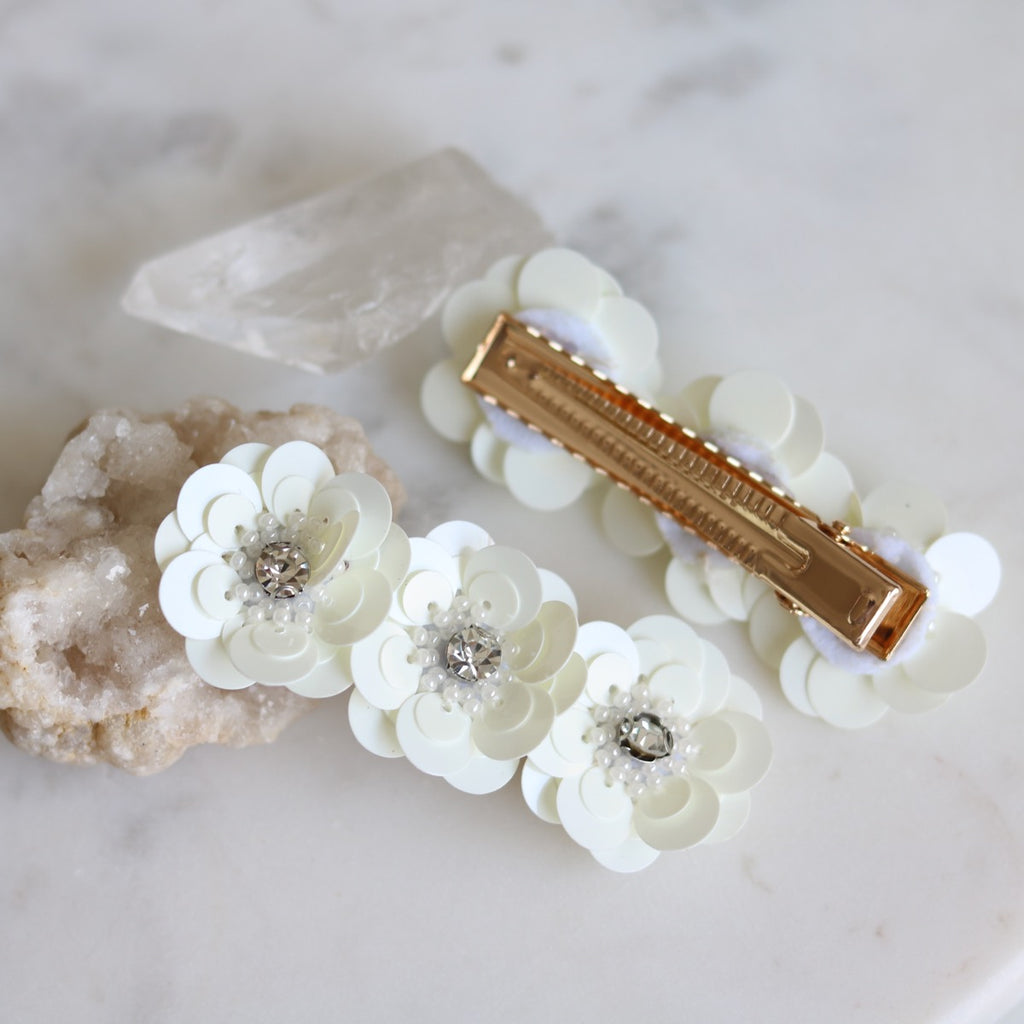 Dahlia Hair Clip (set of 2)