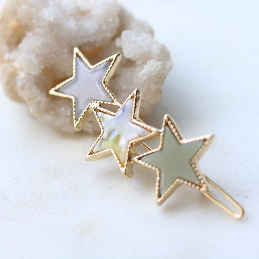 Mathilda Star Hair Pin