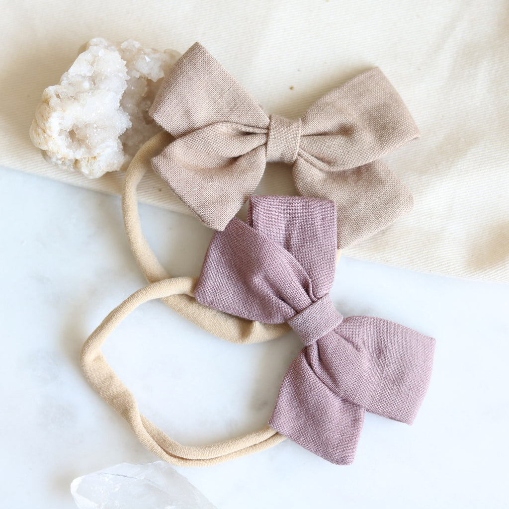 Sophie Little Sister Headbands (6 colours)