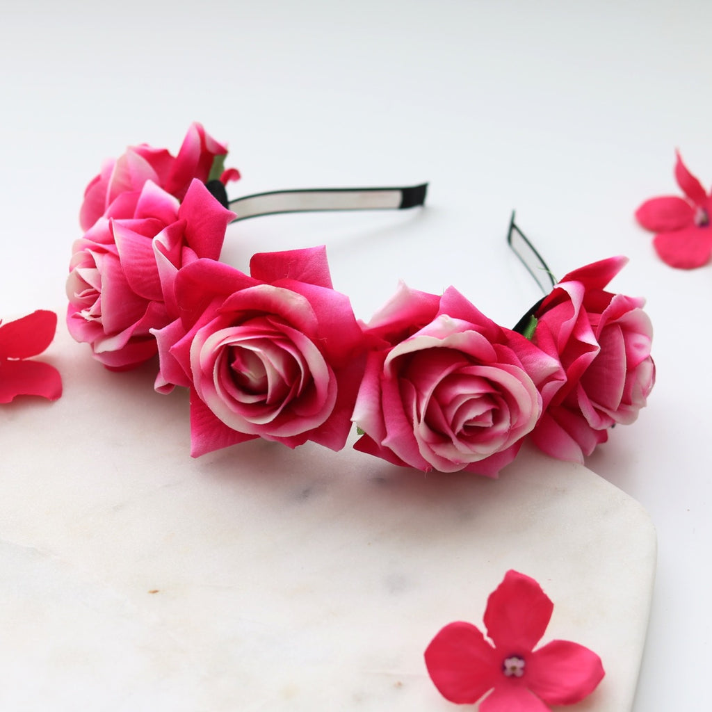 Pandora Rose Crown (Pink)