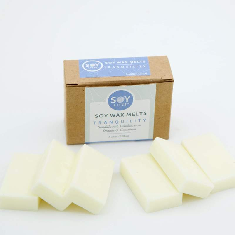 Aromatherapy Soy Wax Melts