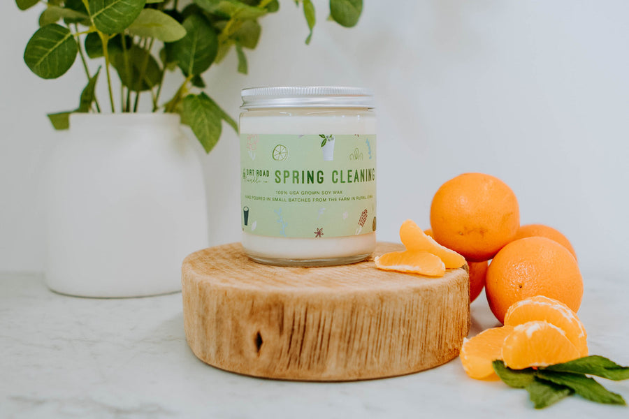 8 oz. Spring Cleaning Candle