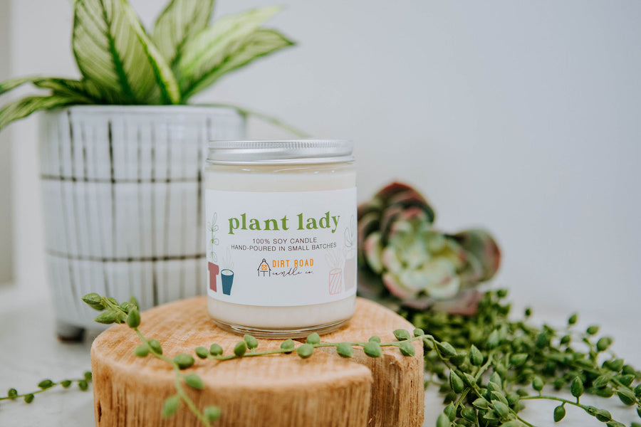 8 oz. Plant Lady Candle