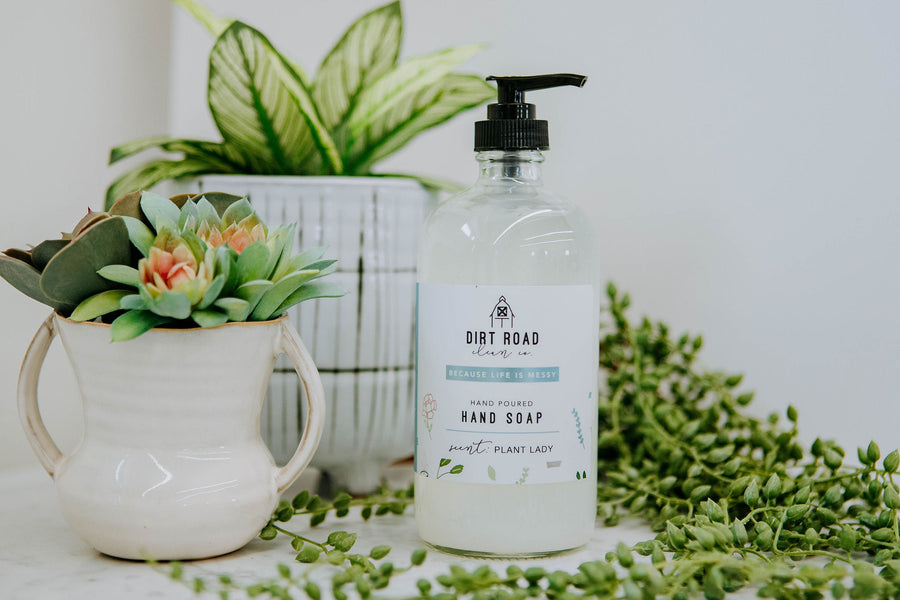 16.9 oz. Plant Lady Hand Soap