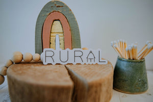 RURAL Sticker