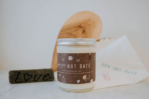 8 oz. Hot Date Soy Candle