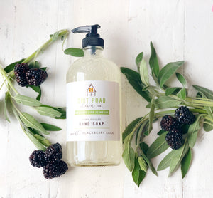 16 oz. Blackberry Sage Hand Soap