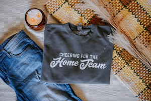 Home Team Crew Neck Sweatshirt