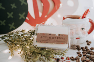 Merry Mocha Wax Melts
