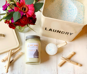 16 oz. Laundry Day Candle