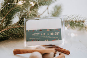 All Is Bright Wax Melts