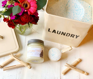 8 oz. Laundry Day Candle