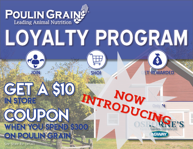 Poulin Loyalty Program