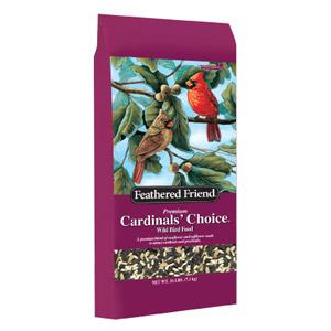 Feathered Friend Cardinals' Choice®