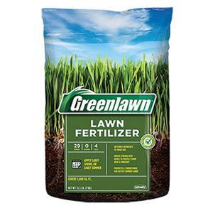 GREENLAWN LAWN FERTILIZER 5,000 SQ. FT.